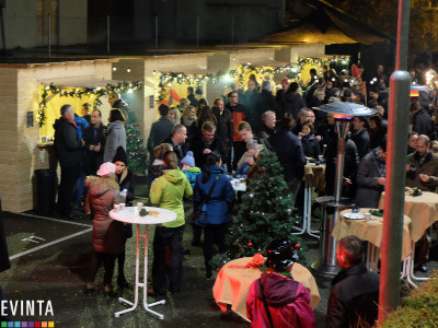 Firmen-Weihnachtsmarkt