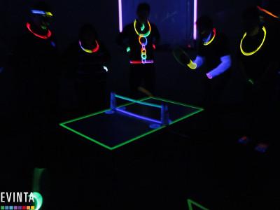 Schwarzlicht-Turnier