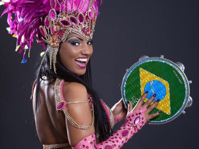 Brasilianische Weihnachtsfeier