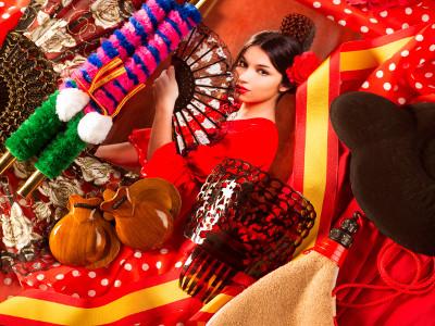 Spanische Weihnachtsfeier