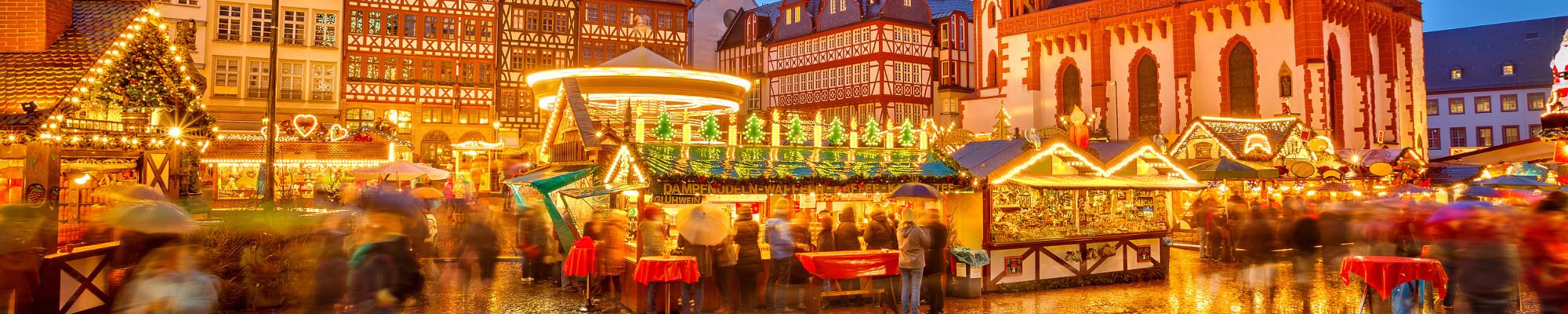 Weihnachtsfeier Frankfurt