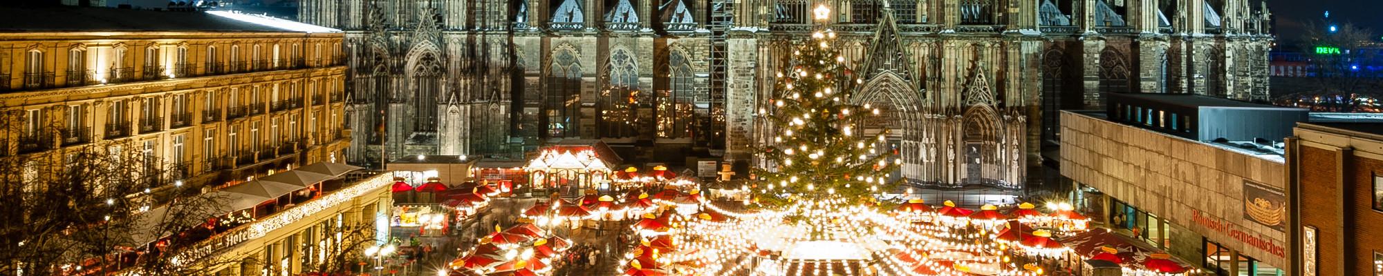 Weihnachtsfeier Köln