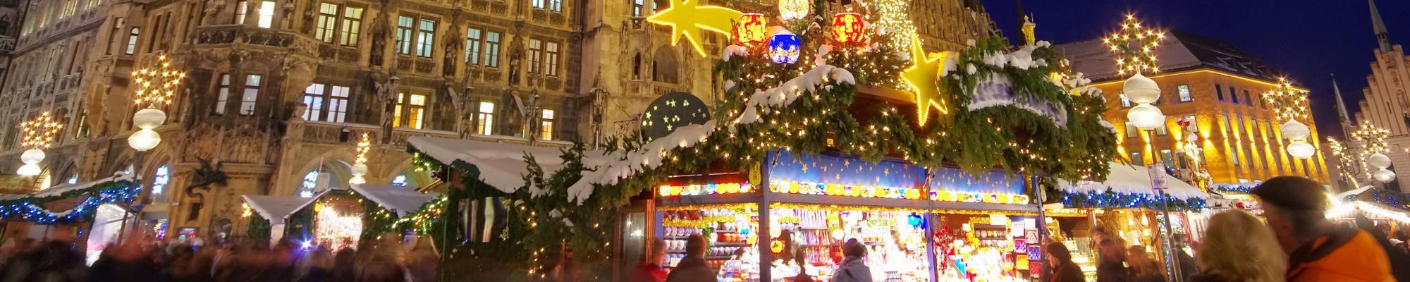 Weihnachtsfeier München