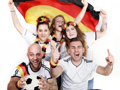 Fußball-EM Teamevent