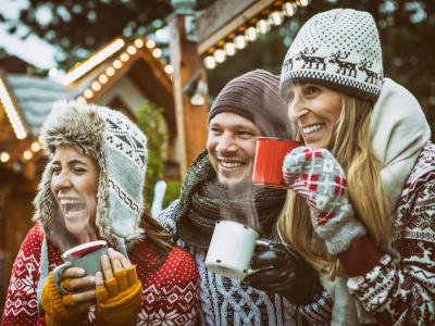 Après-Ski Weihnachtsfeier